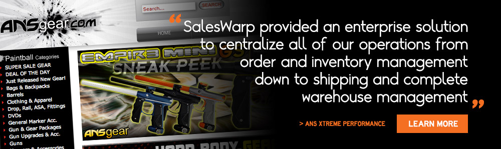 Learn how to centralize all eCommerce operations including order, inventory, and warehouse management with SalesWarp