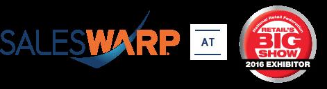 Saleswarp at NRF Big Show 2016